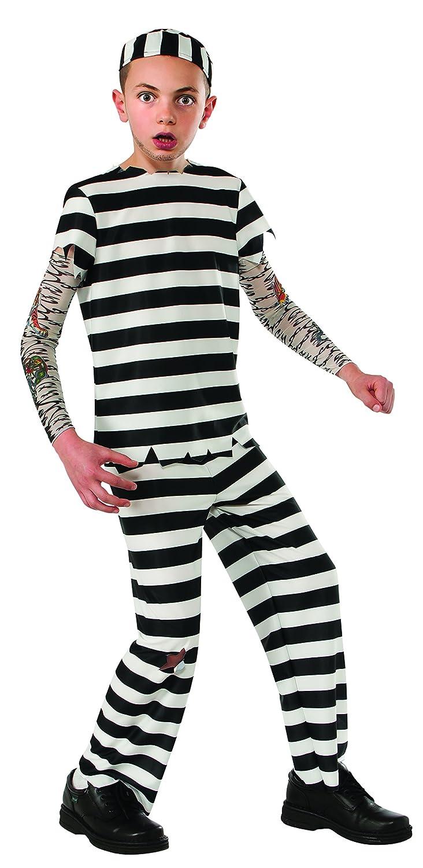 Rubies Jailbreak Costume Small Rubies Domestic 610033/_S