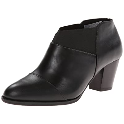 Vionic with Orthaheel Technology Womens Point Bootie, Black, US 8 M | Shoes