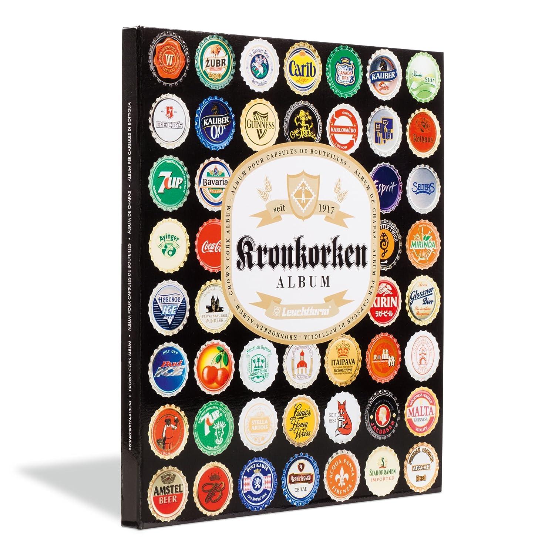 Presslinge und Souvenir M/ünzen Leuchtturm 342625 Album Pressed Pennies Sammelalbum f/ür Elongated Coins Quetschies