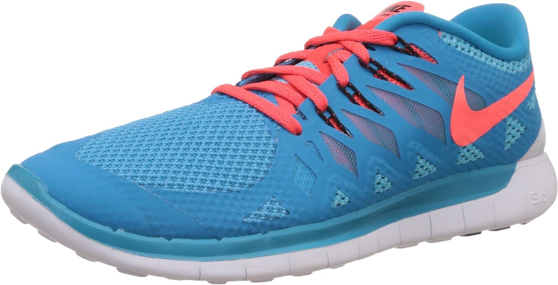 Nike Men's Free 5.0 Blue Lagoon/Brght