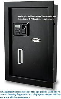 Viking Security Safe VS-52BL Biometric Fingerprint Hidden Wall Safe