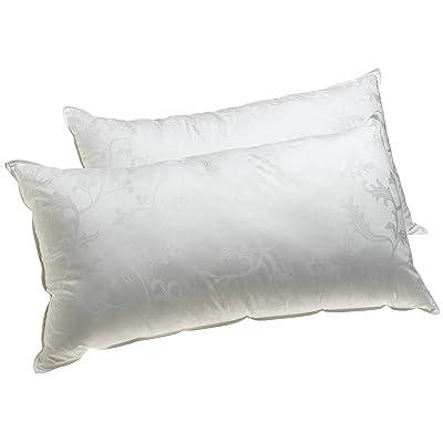 Dream Supreme Plus Gel Fiber-Filled Pillows, King (Set of 2)