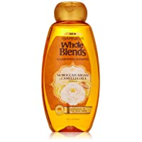 Amazon.com deals on Garnier Whole Blends Shampoo w/Moroccan Argan & Camellia 22 fl oz