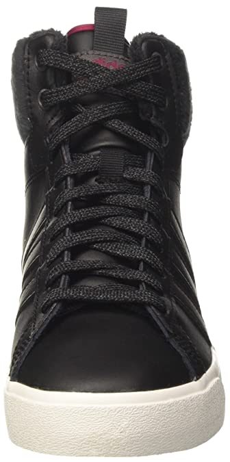 Adidas Damen Cf Daily Qt WTR W Hohe Turnschuhe Core Utility schwarz ... Große Abwechslung