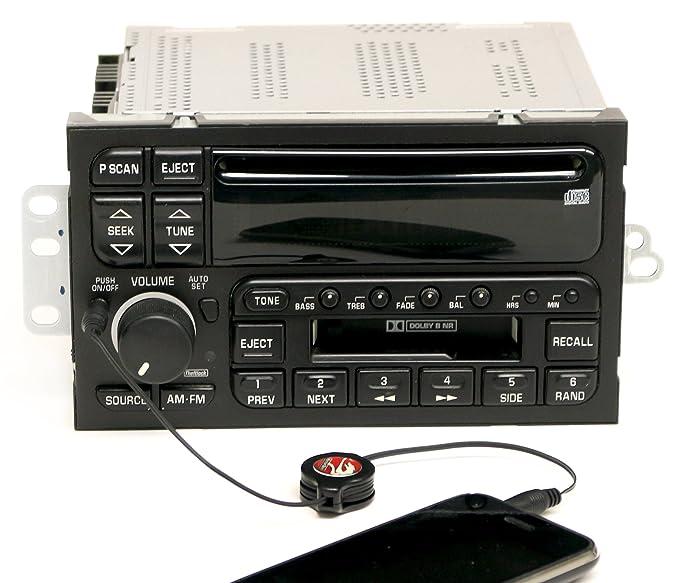 Amazon Buick Lesabre Century Regal 199603 Radio Am Fm Cd Rhamazon: 2001 Buick Monsoon Radio In Car At Elf-jo.com