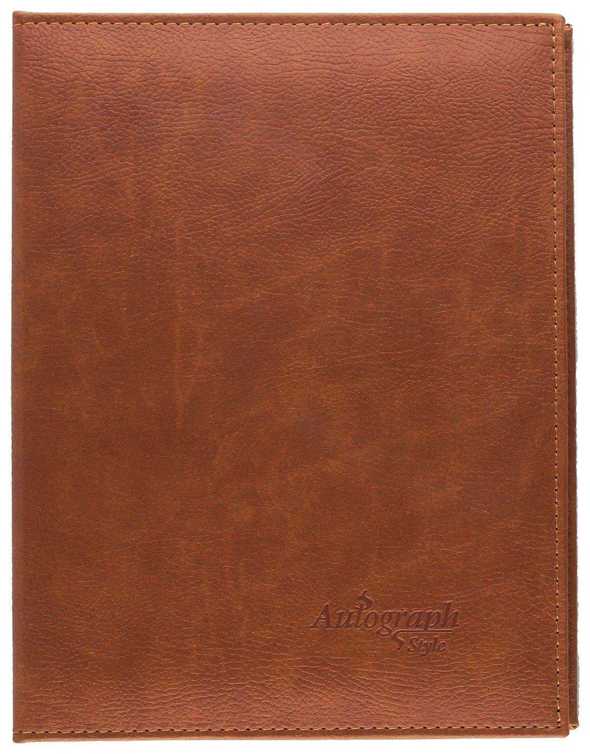 Pardo 630006 - Clasificador telefónico forrado, color marrón ...