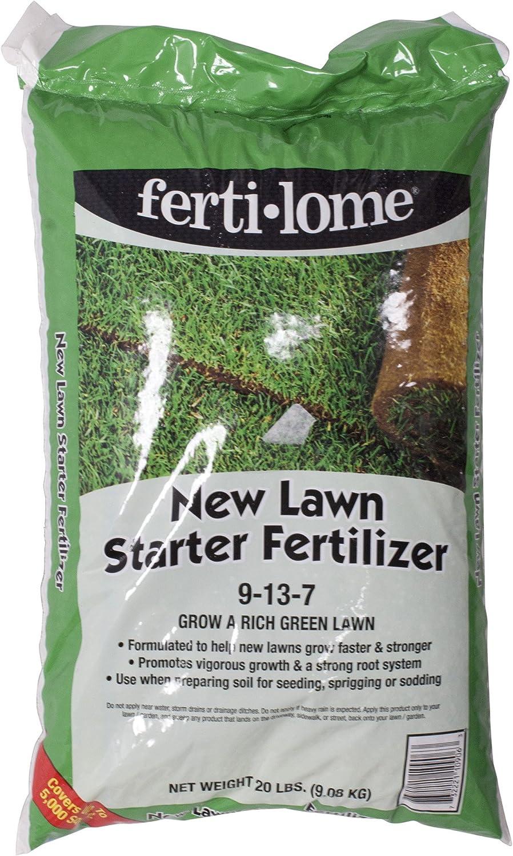 Ferti Lome New Lawn Starter Fertilizer 19-13-7