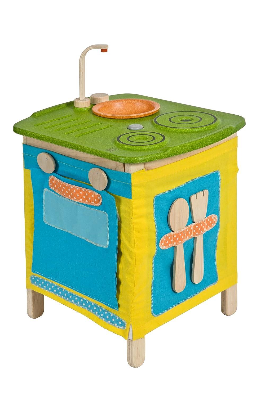 Amazon.com: PlanActivity Kitchen Center: Toys & Games