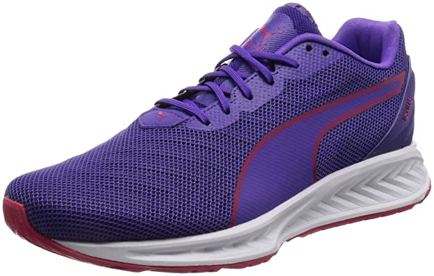Puma Ignite 3 Pwrcool Wn's, Zapatillas de Running para Mujer, Morado (Electric Purple-Sparkling Cosmo 01), 37 EU