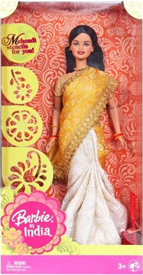 Amazon Com Indian Barbie Design And Color May Vary Toys Games