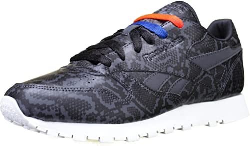 Reebok Classic Leather Snake Trainers