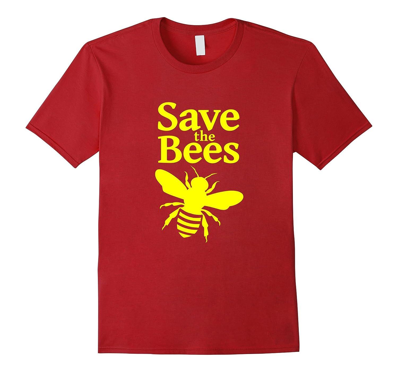 Beekeeper T-Shirt Beekeeping Shirt Save the Bees Tee-BN