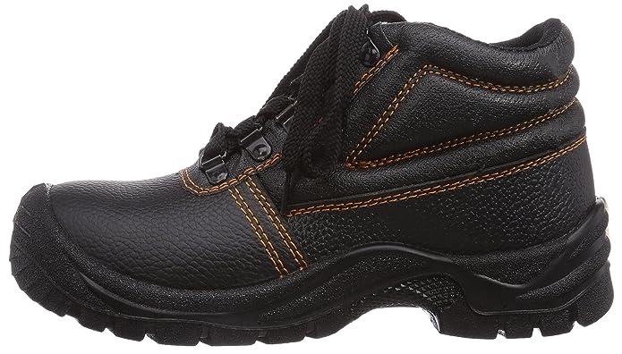 S3 De Unisex Work 4 Protección Calzado 43 High Black 4w Gevavi 12 wzPqIzH
