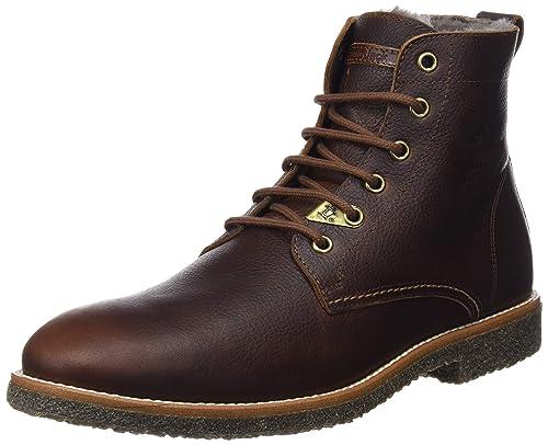 33dc4dee64ab01 PANAMA JACK Herren Glasgow Igloo Klassische Stiefel  Amazon.de ...
