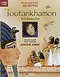 Toutankhamon et la larme d'or (1CD audio)