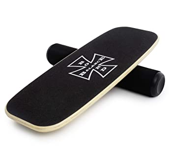 N&M Products Wooden surfing Balance Board