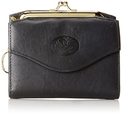Amazon.com: Buxton Heiress French Purse Wallet,