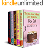 The Bite-sized Bakery Cozy Mysteries Box Set: Books 1-5
