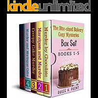 The Bite-sized Bakery Cozy Mysteries Box Set: Books 1-5 (Bite-sized Bakery Mystery Box Set Book 1)