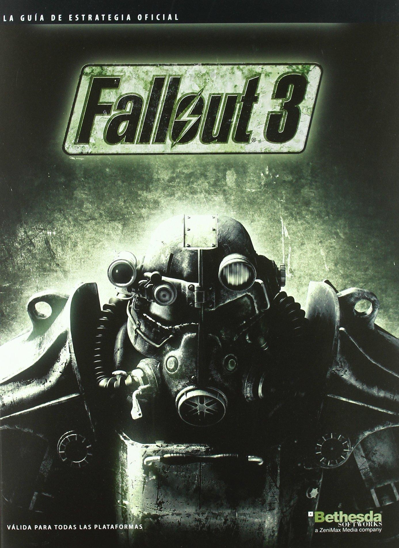 Guía - Fallout 3 Tapa blanda 3940643238