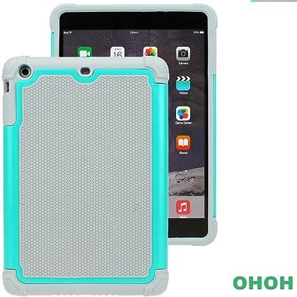 Amazon Com Ipad Mini Case Ohoh Ipad Mini 2 Retina 3 Case Impact