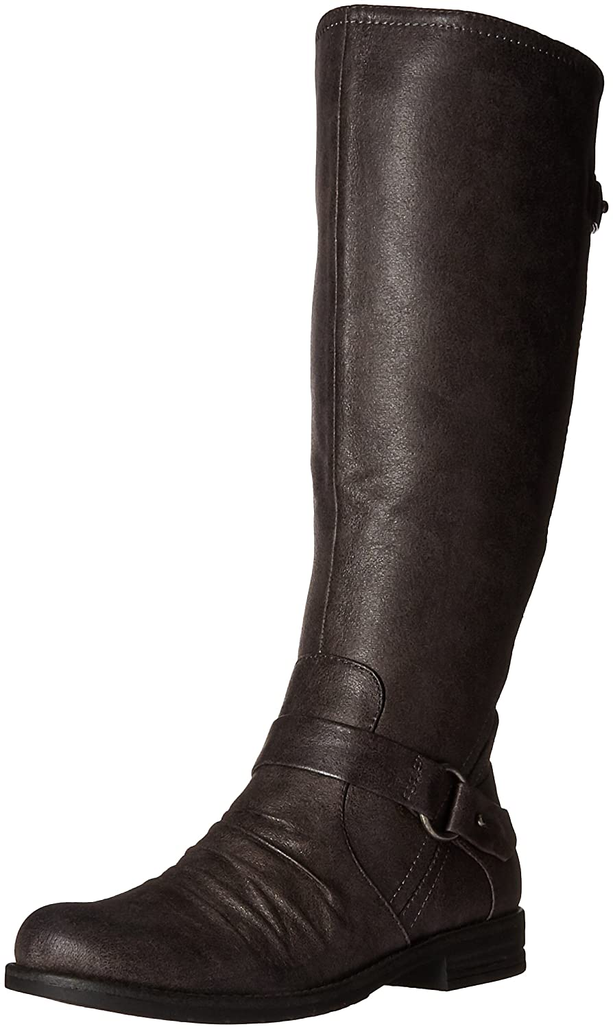 BareTraps Women's Bt Clancy Riding Boot B01DWOB16C 9.5 B(M) US|Dark Grey