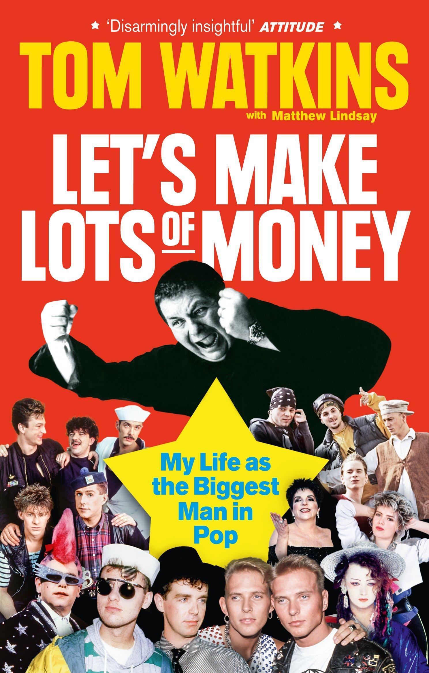 Image result for let's make lots of money book