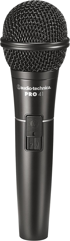 Audio-Technica PRO 41 Cardioid Dynamic Handheld Microphone