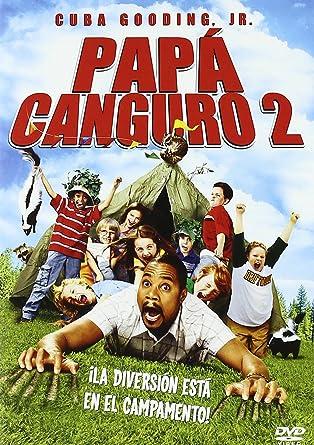 Papa canguro 2 [DVD]: Amazon.es: Cuba Gooding Jr., Paul Rae ...