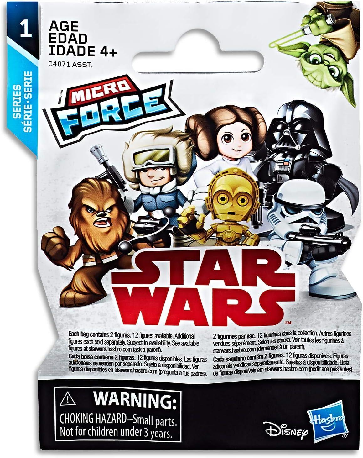 Series 6 Star Wars Micro Force Blind Bags