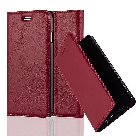 7 opinioni per Cadorabo- Custodia Book Style per Apple iPhone 6 / 6S Design Portafoglio con