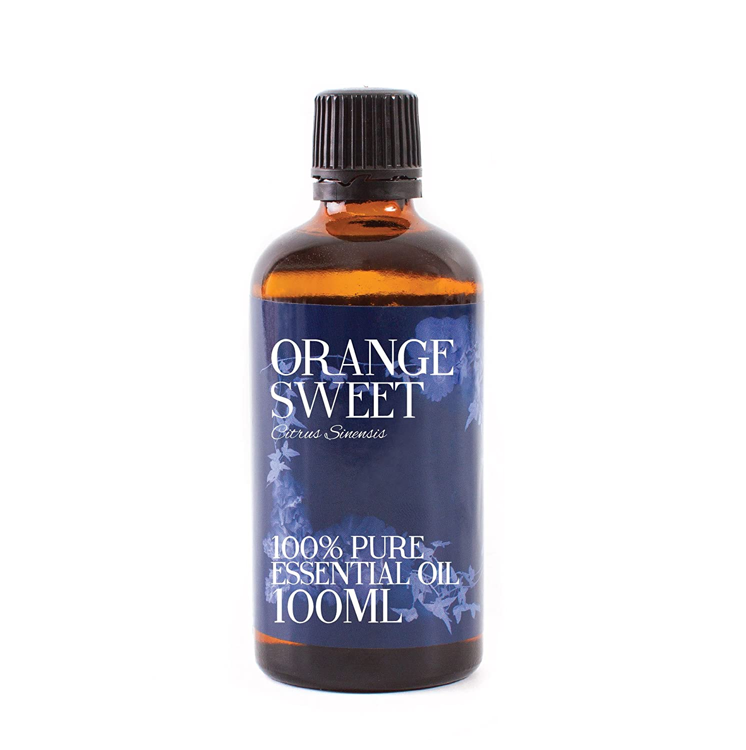 Mystic Moments | Orange Sweet Essential Oil - 100ml - 100% Pure EOORANSW100