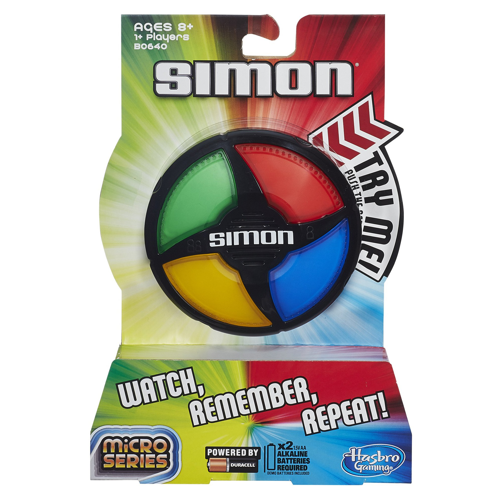 Hasbro Gaming Simon Micro Series Game by Hasbro Gaming (Image #1)