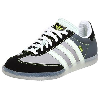 adidas originali uomini e samba 80 scarpa, alluminio / hydra