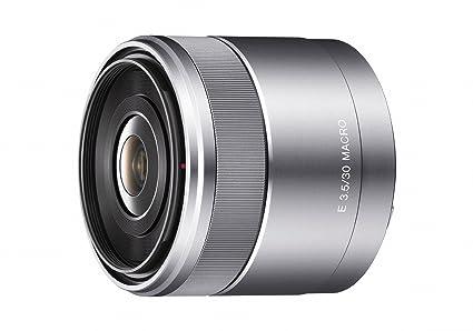 Sony SEL30M35 30mm f/3 5 e-mount Macro Fixed Lens