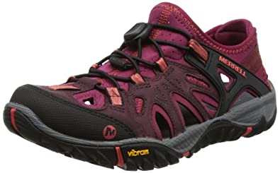 b3471426f4db Image Unavailable. Image not available for. Colour  Merrell Women s All Out  Blaze Sieve Low Rise Hiking Shoes