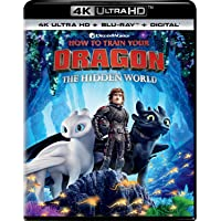 How to Train Your Dragon: The Hidden World (4K Ultra HD + Blu-ray + Digital)