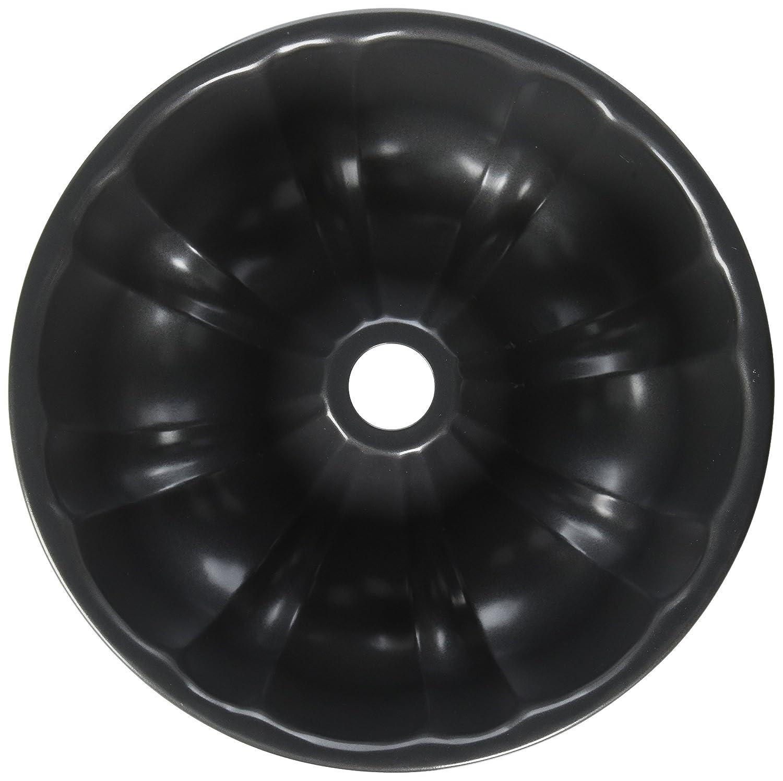 G /& S Metal Products Company BE888 12 Cup Bundform Cake Pan Gray medium