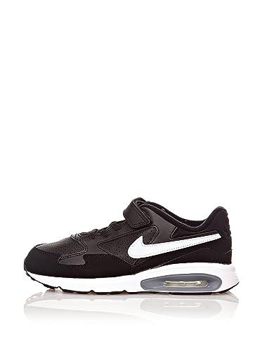 Nike Zapatillas Air Max St (Psv) Negro/Blanco EU 32 (US 1)