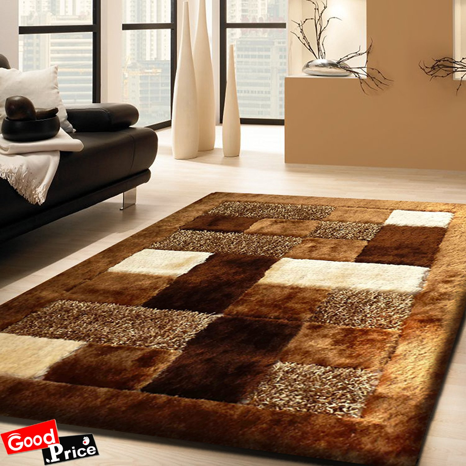 buy good price multicolor modern 5d shaggy rugs long lasting rh amazon in living room carpet prices in kenya living room carpet prices in kenya