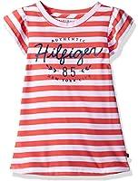 Tommy Hilfiger Big Girls' Signature Short Sleeve Tee