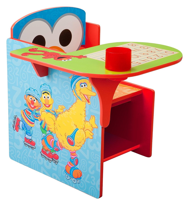 Amazon Delta Children Chair Desk With Storage Bin Sesame