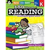 180 Days of Reading for Kindergarten: Practice, Assess, Diagnose