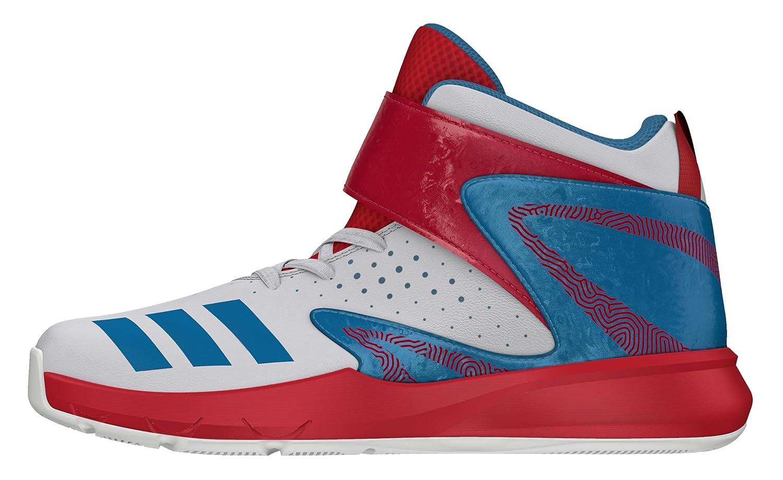 adidas BB Fun 2 K, Zapatillas de Baloncesto para Niños