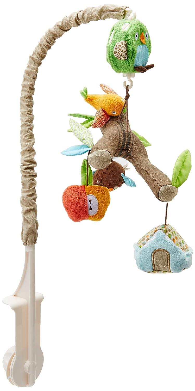 Skip hop TYSH185500 Treetop Amigos - Muebles para niños, con campanadas musicales