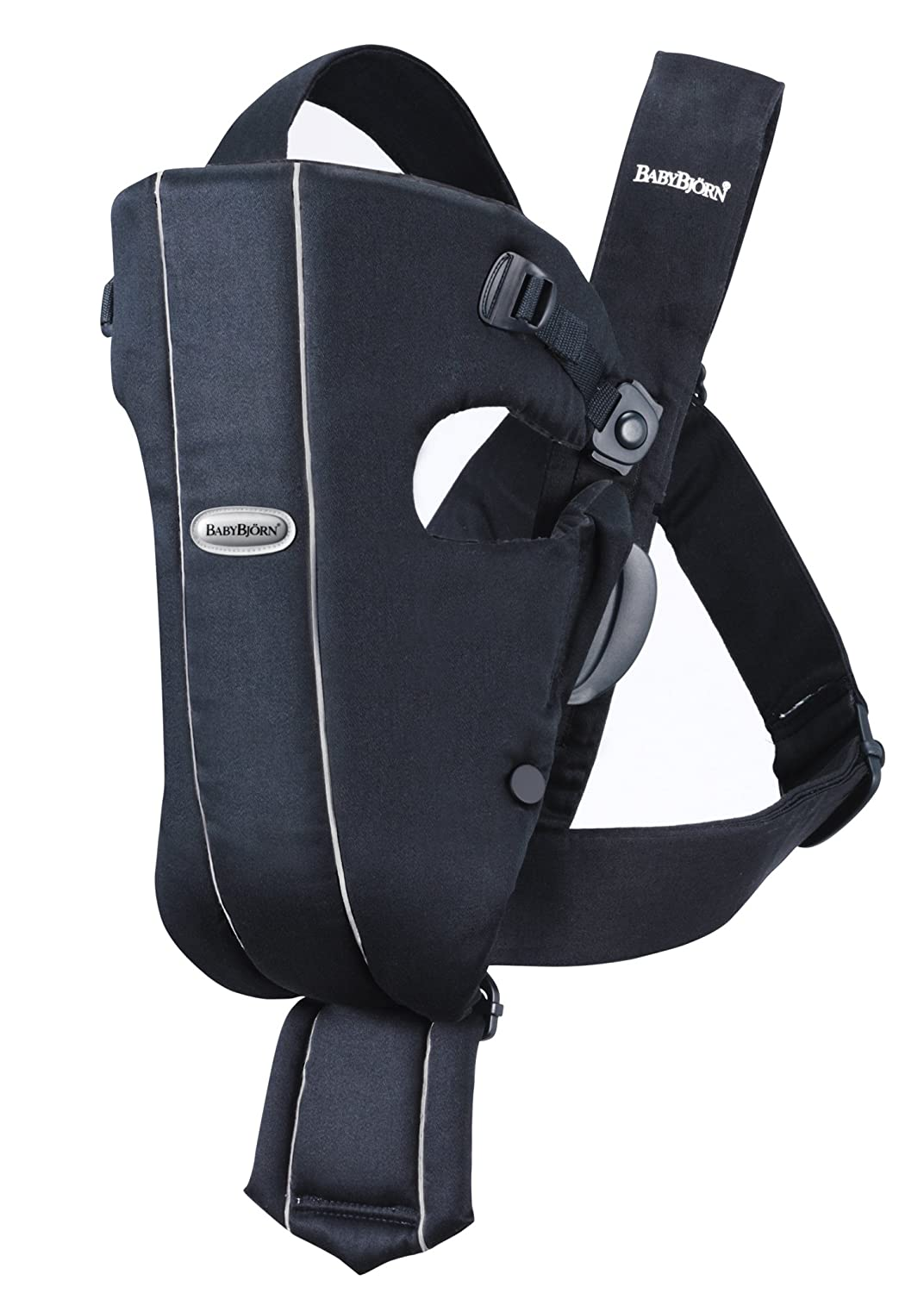 B000CSBP86 Baby Carrier Original - Dark Blue, Cotton 81jphMwM6rL