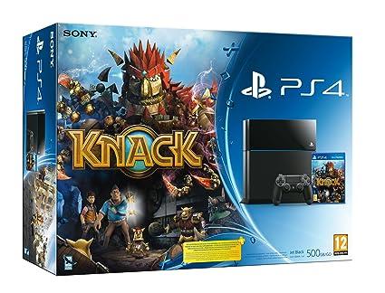 PlayStation 4 - Consola 500 GB + Knack