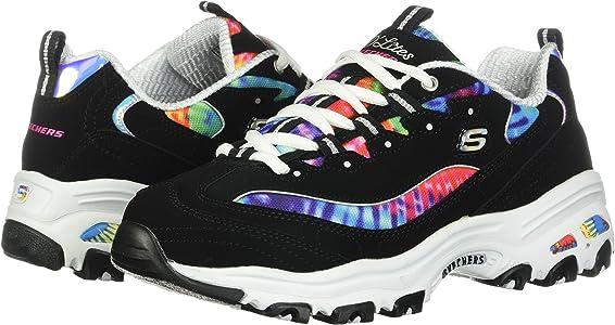 Skechers D'lites Summer Fiesta Sneaker