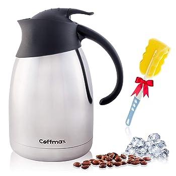 Coffmax 51 Oz Thermal Coffee Carafe
