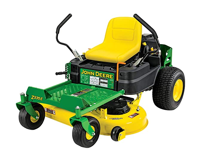john deere z335e reviews